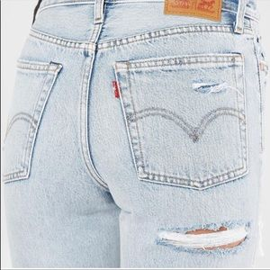 High Ways to vintage style Levi's